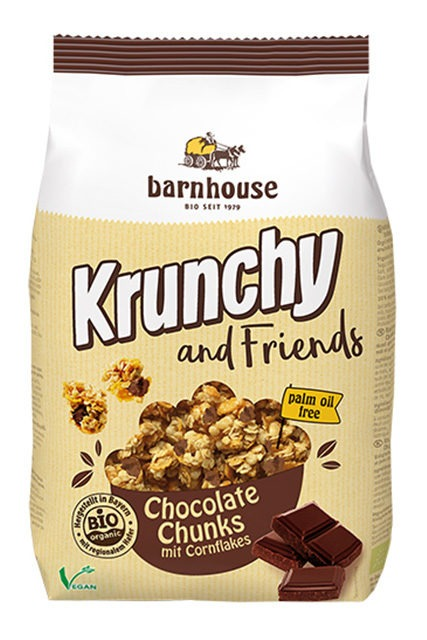 Krucnhy and Friends Chocolate Chunk
